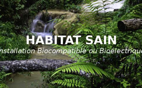 habitat sain