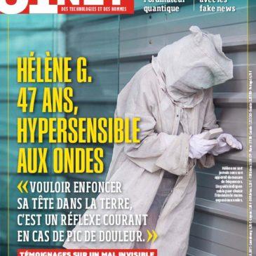 HÉLÈNE 47 ANS HYPERSENSIBLE AUX ONDES