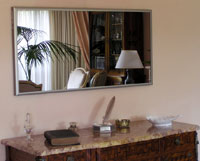 Miroir chauffant